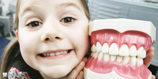 Лечение десен у детей