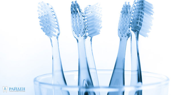 Как хранить зубную щетку